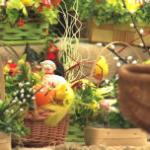 Targi Wielkanocne - Rynek Główny w Krakowie - przebitki