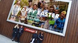 Wielkanocny DOOH w szczytnym celu