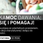 WielkaMOC dawania, czyli Galeria Krakowska dla potrzebujących